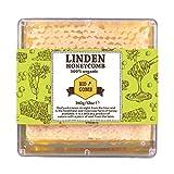 BioComb Honigwaben I Imker-Bienenhonig direkt aus dem Bienenstock I Linden Honeycomb...