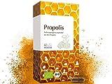 MEDICOM Bio Propolis Kapseln • biozertifiziert mit 400 mg gereinigter Bio Propolis...