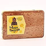 Wabenstück in hocharomatischem Akazien-Honig aus Ungarn 210g - Great Taste Award...