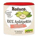 Natura 100% Apfelpektin – 200g – Pflanzliches Geliermittel ohne Zucker aus reinem...