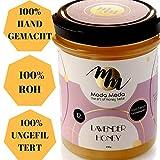 Unbeheizter Lavendelhonig 250 g - Reiner Roher Lavender Honig Ungefiltert - Nicht...