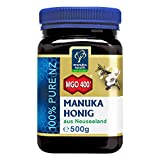 Manuka Health - Manuka Honig MGO 400+ 500g - 100% Pur aus Neuseeland mit...
