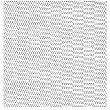 vidaXL Gittermatte Edelstahl 100x85 cm 30x17x2,5 mm Streckmetall Drahtgitter