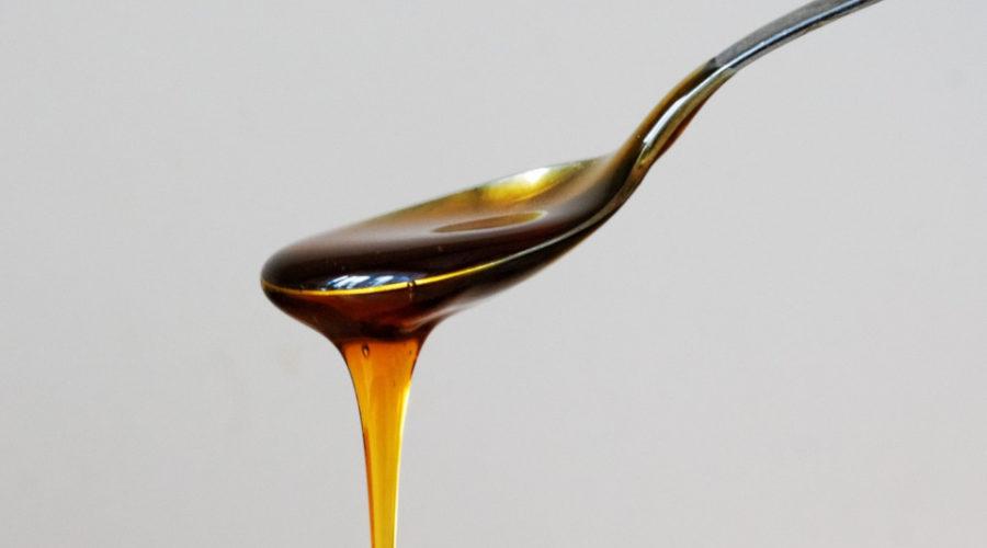 Dichte von Honig