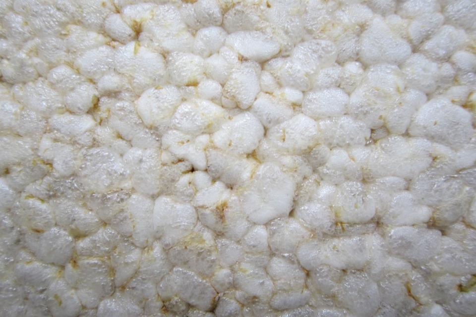 Honig Reiswaffeln von dm