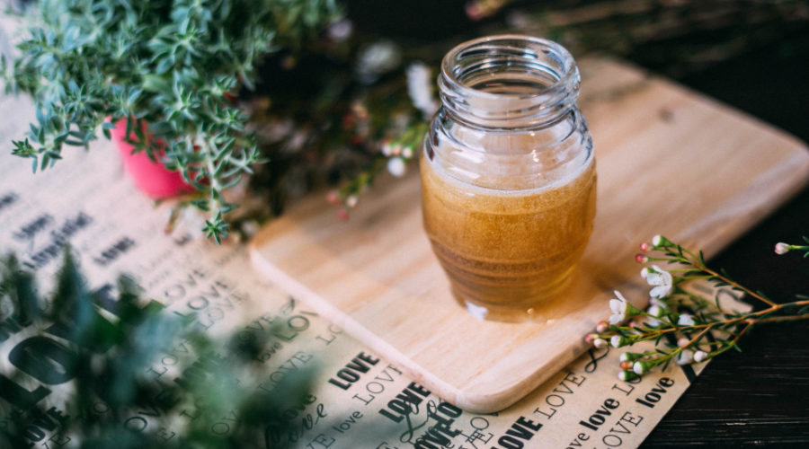 Creme Honig selber machen